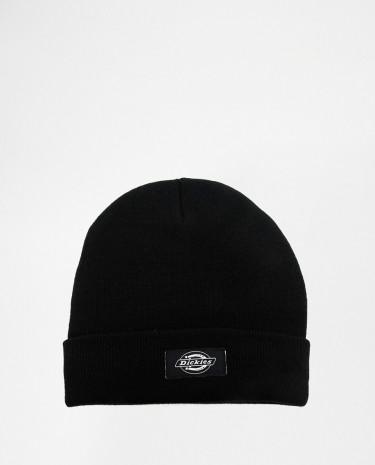 Fashion Shop - Dickies Yonkers Beanie - Black