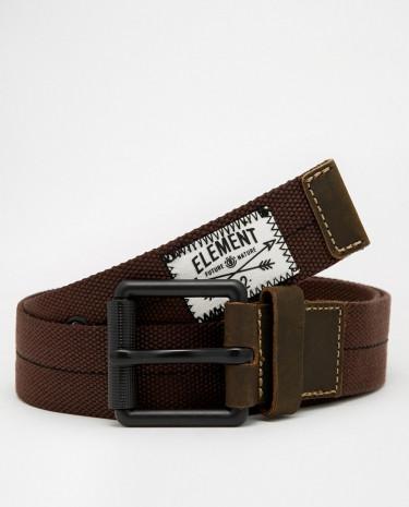 Fashion Shop - Element Covey Belt - Brown
