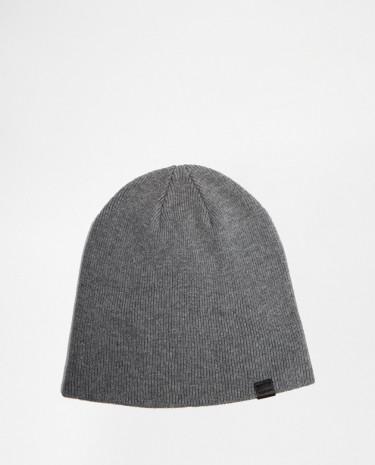 Fashion Shop - Esprit Beanie in Fine Knit - Grey