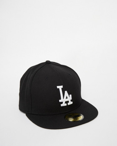 Fashion Shop - New Era 59Fifty Cap LA - Black