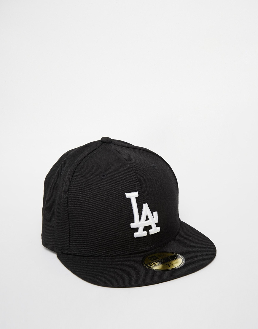 Fashion Shop - New Era 59Fifty Cap LA - Black