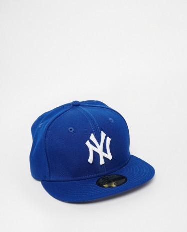 Fashion Shop - New Era 59Fifty Cap NY - Blue