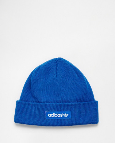 Fashion Shop - adidas Originals Logo Beanie AB2955 - Blue