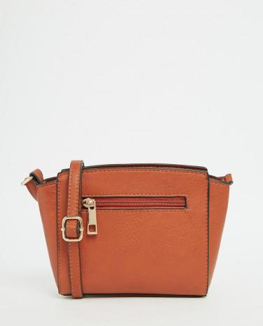 Fashion Shop - ASOS Mini Winged Cross Body Bag - Tan