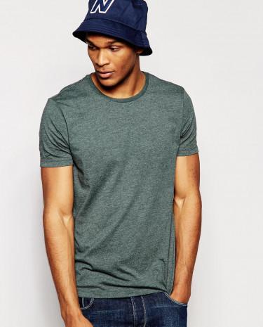 Fashion Shop - ASOS T-Shirt With Crew Neck - Greengablesmarl