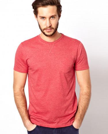 Fashion Shop - Brave Soul T-Shirt - Red