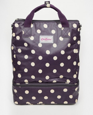 Fashion Shop - Cath Kidston Double Decker Backpack - Buttonspot