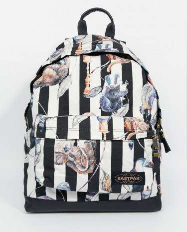 Fashion Shop - Eastpak x House of Hackney Backpack in Hackney Empire Signiture Print - Hackneyempire