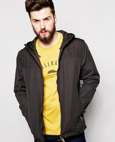 Fashion Shop - Fjallraven Abisko Hybrid Jack - Darkgrey