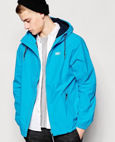 Fashion Shop - Helly Hansen Marstrand Rain Jacket - Antibes