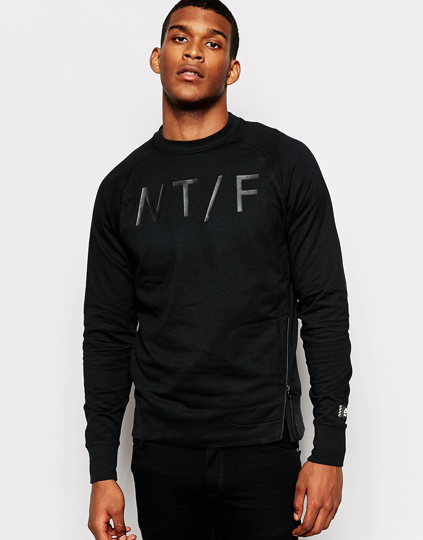 Men's NTF Full Zip Hoody