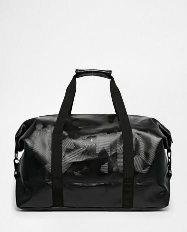 Fashion Shop - Rains Ripple Holdall - Black