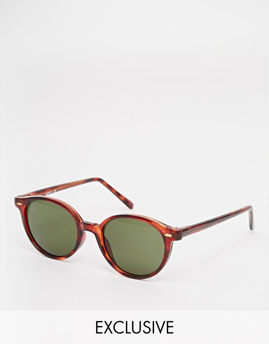 6629a18634d Asos Reclaimed Vintage Wayfarer Sunglasses