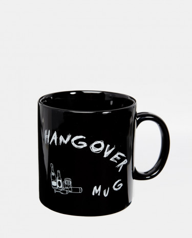 Fashion Shop - The Giant Hangover Mug - Multi