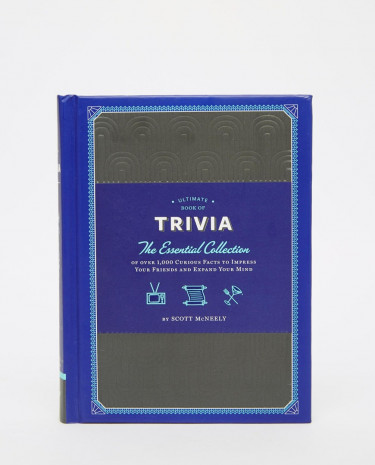 Fashion Shop - The Ultimate Book Of Trivia - Multi