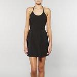 Fashion Shop - ALL TIED UP HALTER DRESS BLACK ECLIPSE