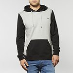 Fashion Shop - CONTRAST PULL OVER MONO PANEL
