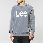 Fashion Shop - CROSS TOWN CREW JUMPER BLUE ACID