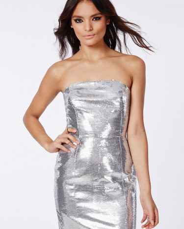Fashion Shop - Bandeau Dress