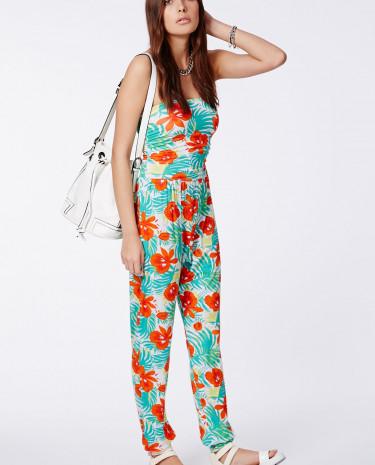 Fashion Shop - Bandeau Playsuit