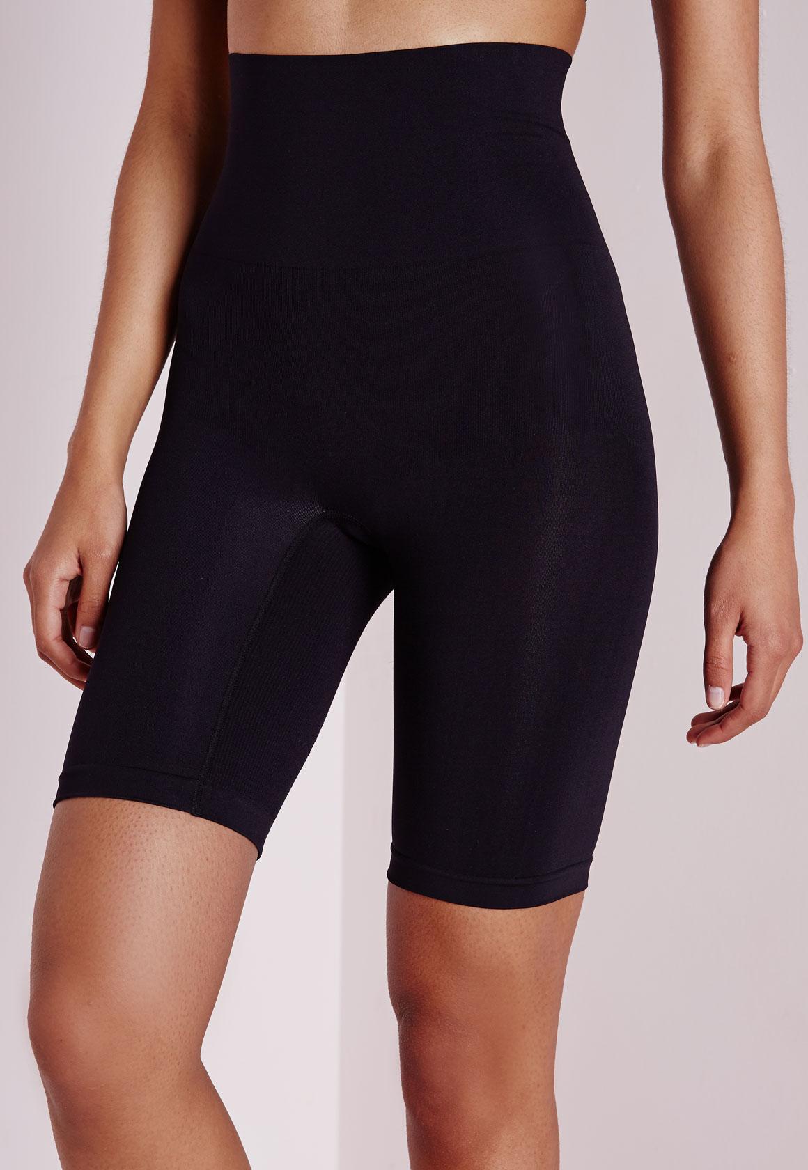 Fashion Shop - Black Shapewear Shorts