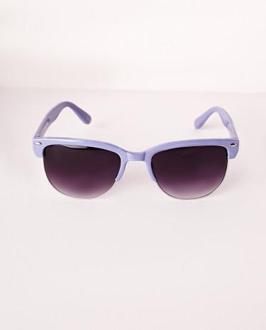 Fashion Shop - Lilac Coloured Frame Sunglasses