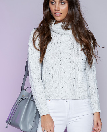 Fashion Shop - Breathe In Knit Jumper