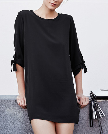 Fashion Shop - Crazy Little Thing Called Love Dress Black