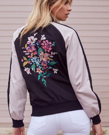 Fashion Shop - Gardenia Bomber