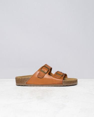 Fashion Shop - Lipstik Toffee Sandals Tan