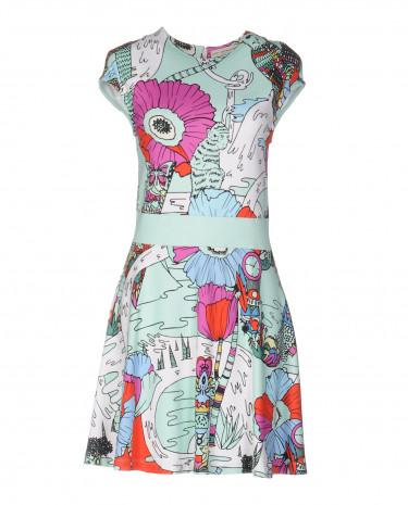 Fashion Shop - MARY KATRANTZOU Short dresses - Item 34705221