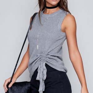 Fashion Shop - Staple The Label Free Will Knit Top