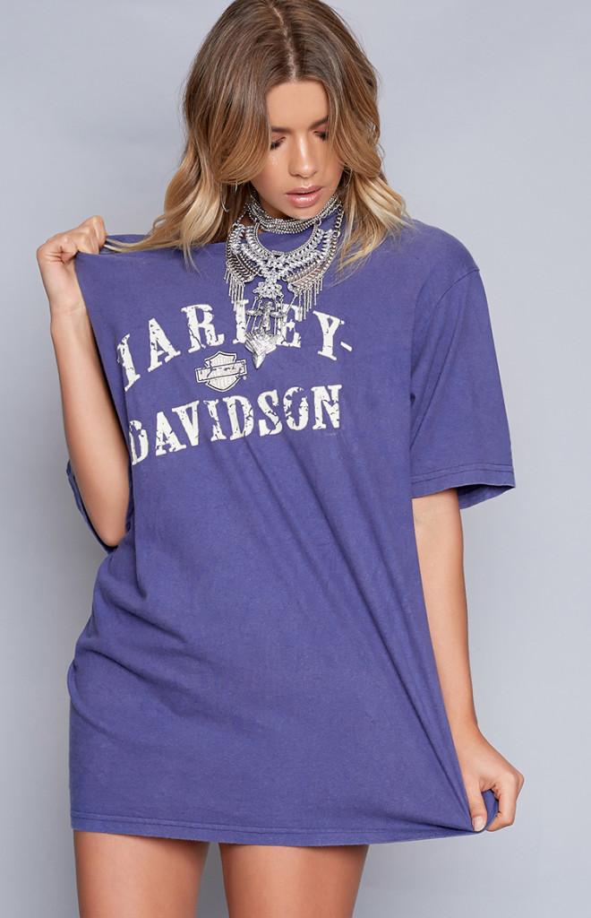 Fashion Shop - Vintage Harley Davidson Tee