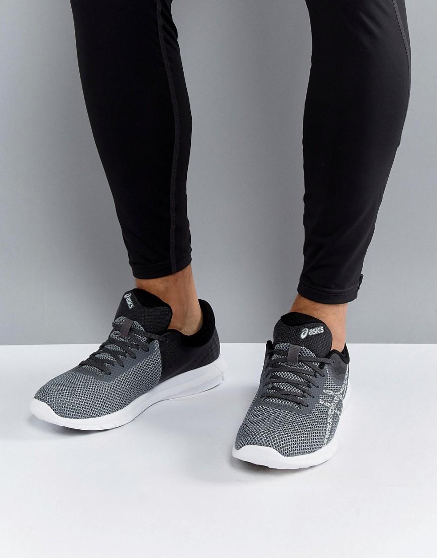 Fashion Shop - Asics Nitrofuze 2 Active Sneakers In Grey T7E3N-9796 - Grey