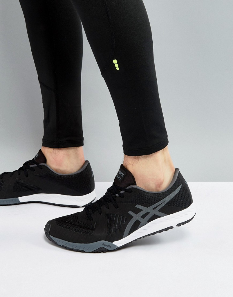 Fashion Shop - Asics Weldon X Training Sneakers In Black S707N-9097 - Black