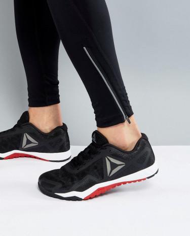 Fashion Shop - Reebok Training Workout 2.0 Sneakers In Black BD5890 - Black