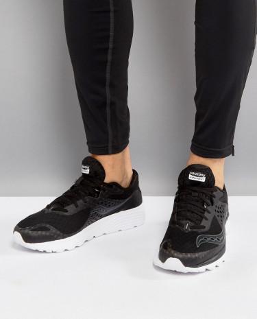 Fashion Shop - Saucony Running Runlife Kinvara 8 Sneakers In Black S20356-50 - Black