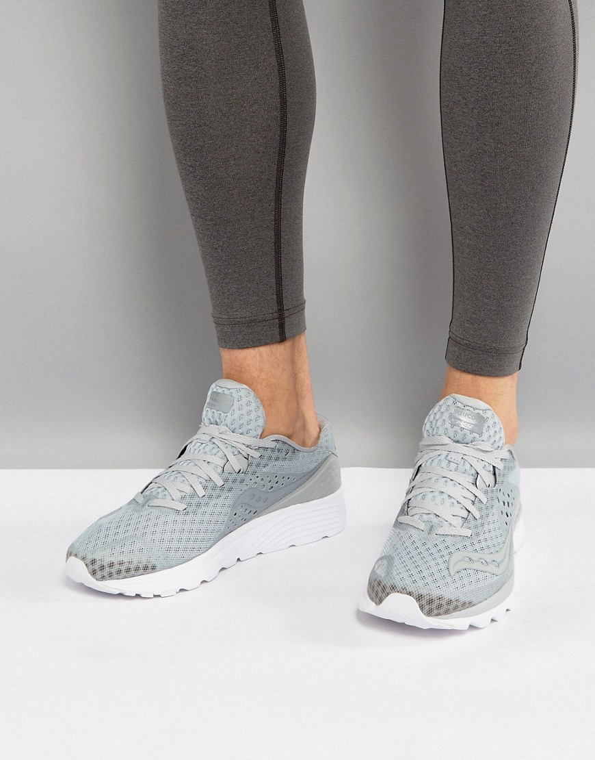 Fashion Shop - Saucony Running Runlife Kinvara 8 Sneakers In Grey S20356-51 - Grey