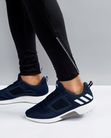 Fashion Shop - adidas Running Climacool Sneakers In Navy S80708 - Navy