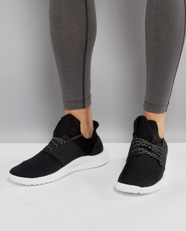 Fashion Shop - adidas Training Athletics 24 Sneakers In Black S80983 - Black