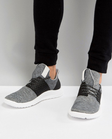 Fashion Shop - adidas Training Athletics 24 Sneakers In Grey S80982 - Grey
