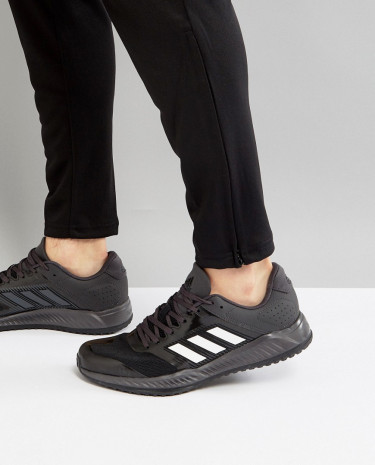 Fashion Shop - adidas Training ZG Bounce Sneakers In Black BA8938 - Black