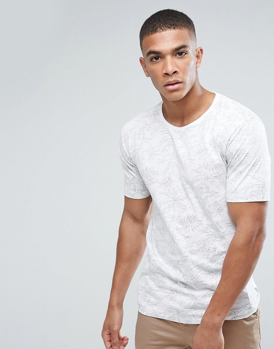 Fashion Shop - Only & Sons T-Shirt - White