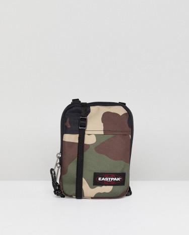 Fashion Shop - Eastpak Buddy Flight Bag in Camo - Green