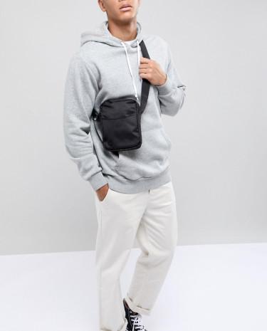 Fashion Shop - Mi-Pac Classic Flight Bag in Black - Black