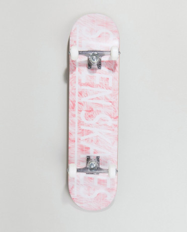 Fashion Shop - Seven Skates plush skateboard - 7.8 - Pink