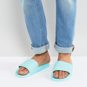 Fashion Shop - 7x Pastel Sliders In Blue - Blue
