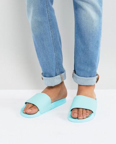 Fashion Shop - 7x Pastel Sliders In Blue - Blue