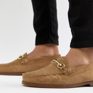 Fashion Shop - KG By Kurt Geiger Kent Bar Loafers - Tan