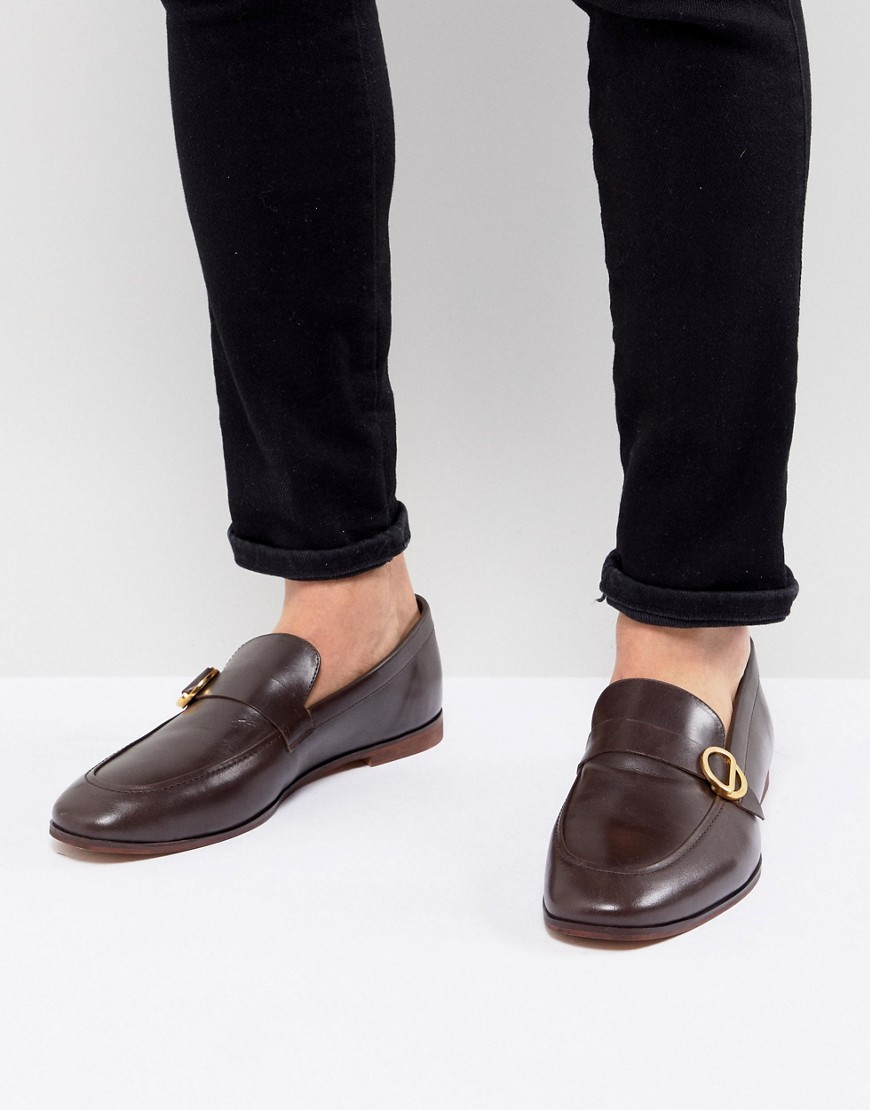Fashion Shop - KG By Kurt Geiger Rushden Loafers - Brown